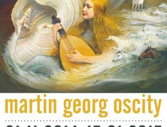 Plagat Martin Oscity 2014